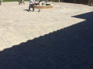 pavers joint stabilizer with polymeric sand