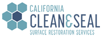 California Clean and Seal – Hardscape Restoration Contractor Logo